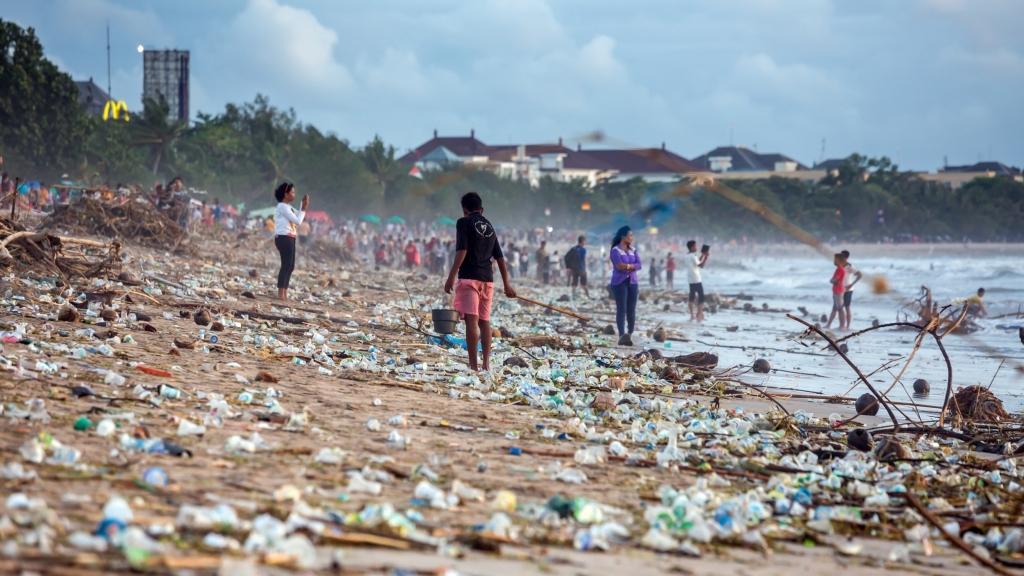 O problema não é o plástico